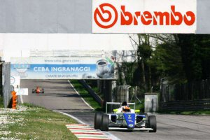 Entry to Variante Ascari