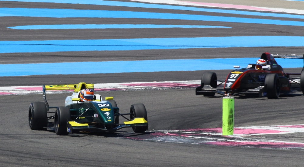2016-05-21 Monoplace Challenge rd 3 (Paul Ricard) race 1 - Alex Peroni [Hugues LaRoche]