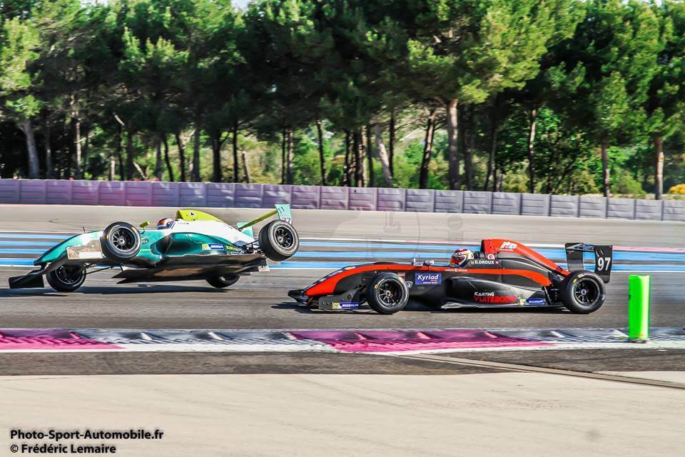 2016-05-22 Mono Chall rd 3 (Paul Ricard) race 2 - Peroni, Droux [Frederic Lemaire]